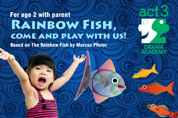 Holiday Workshop June 2015 Rainbow Fish